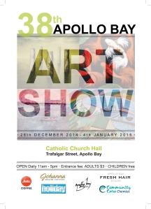 Apollo Bay Art Show 2014 ad-1