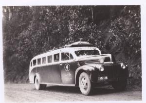 Trans otway bus c1950