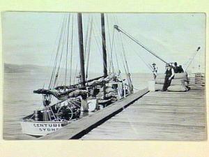 Centurion boat 1908