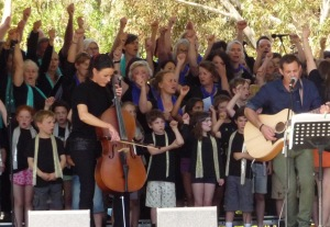 BirreFest Choir photo