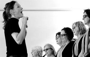 Renee Wigly Choir photo