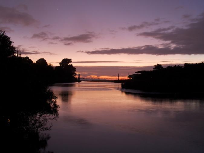 Sunrise, Erskine River, Victoria, Australia