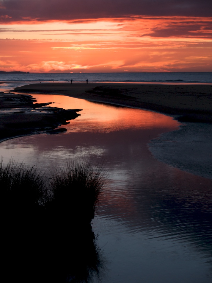 Sunrise, Erskine River, Lorne, Victoria, Australia
