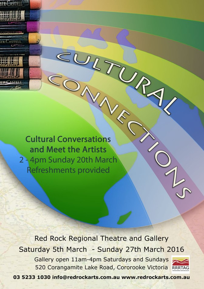 Cultural Connections at RRRTAG - March 2016