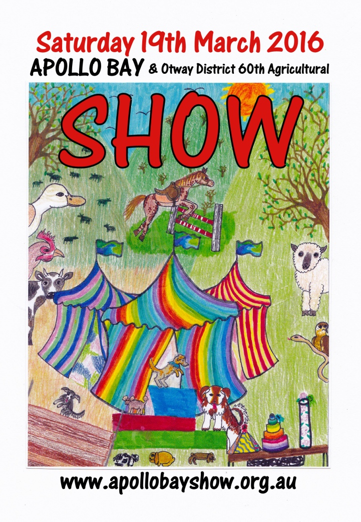2016 SHOW POSTER