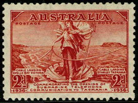 australia-tasmania-1936-2d-1936