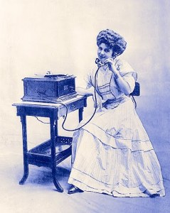 telephonegirlblue