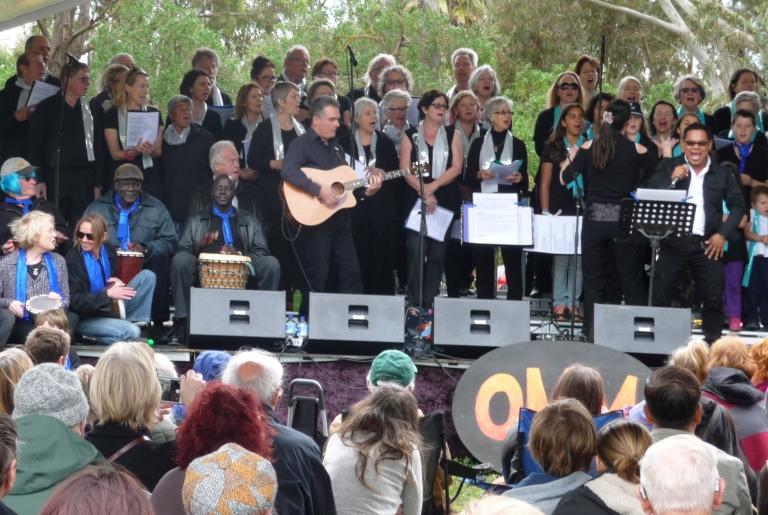 Birre Festival Choir-shot
