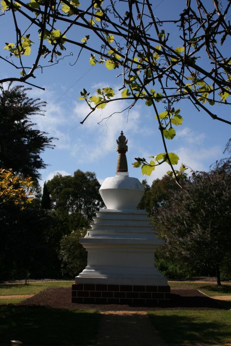 StupaSue Baensch