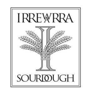 Irrewarra Sourdough logo CFP_7957